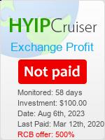 ссылка на мониторинг https://www.hyip-cruiser.com/?a=details&lid=7875